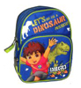 Go Diego Go Toddler Backpack 10 inch Dinosaur misson